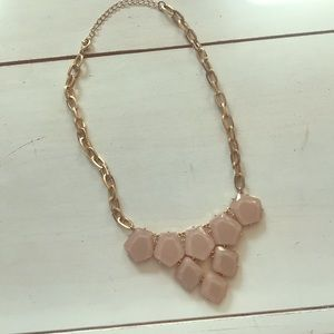 Jewelry - Pale Pink Summer Necklace